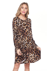 Safari Dress  FINAL SALE