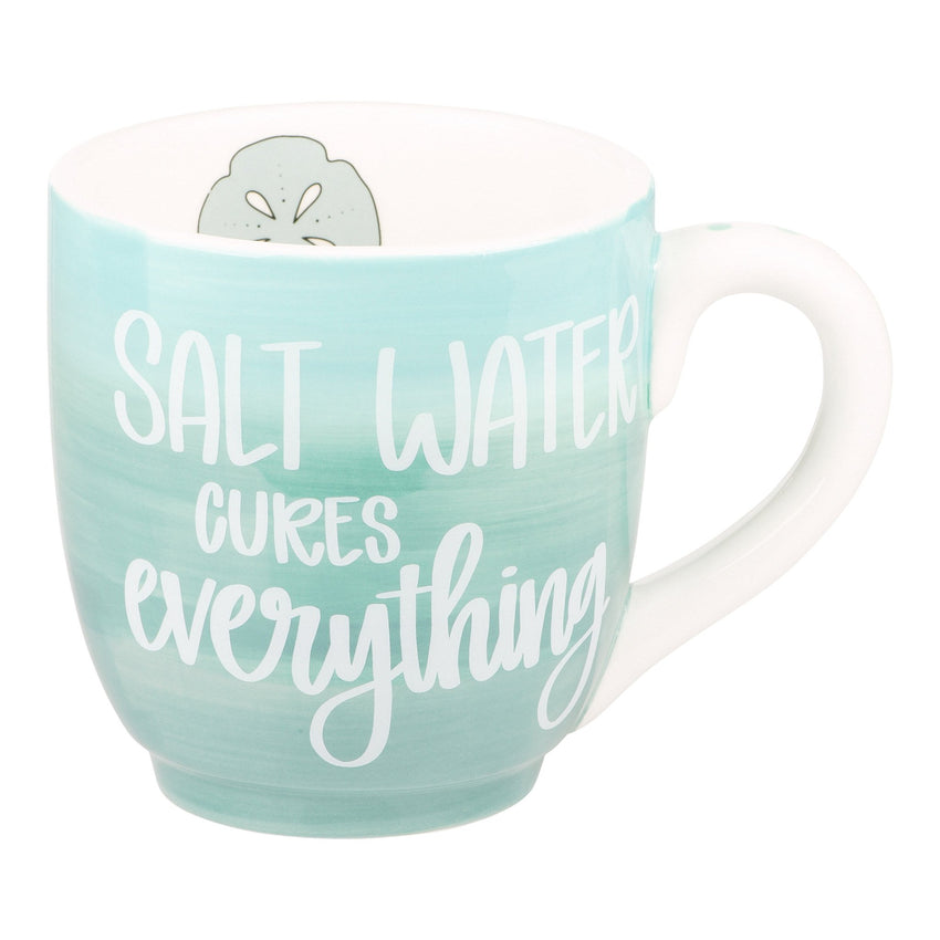 Saltwater Cures Everything Mug
