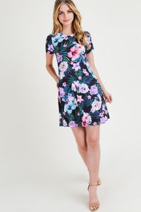 Savanna Short Sleeve Dress