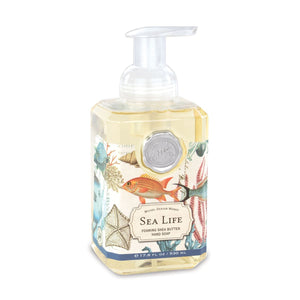 Sea Life Foaming Hand Soap