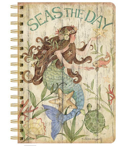 Seas the Day Spiral Journal