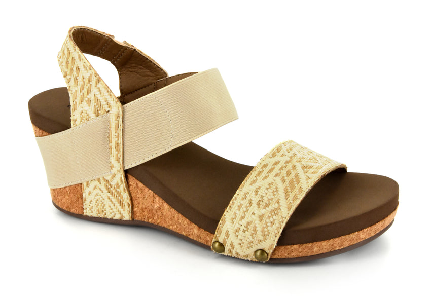 Splendor Wedge Sandal