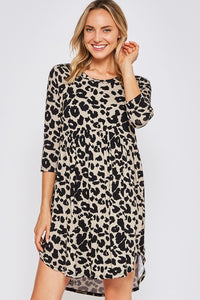 Spot On Babydoll Dress