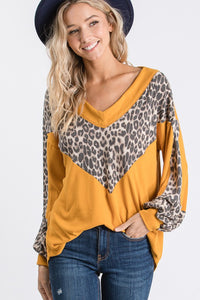 Sunny Outlook Top - Available in 2 Colors