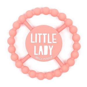 Little Lady Teething Ring
