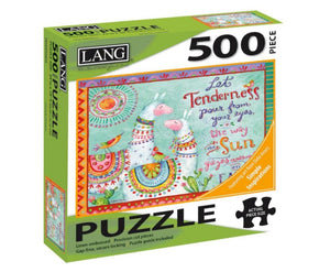 Tenderness 500 Piece Puzzle