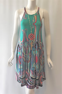 Tropical Breezes Dress