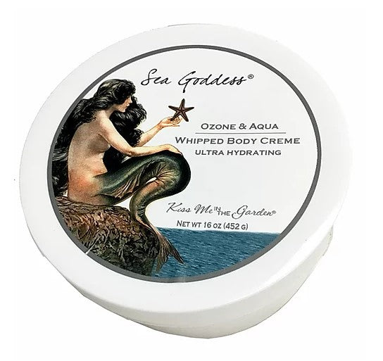 Sea Goddess Whipped Body Creme