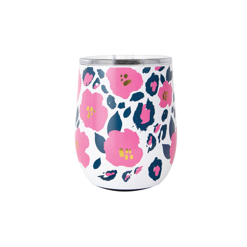 Wild Posy Stainless Drink Tumbler