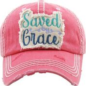 Saved by Grace - Available in 3 Colors!