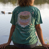 Donut Worry Topside Cotton Tee