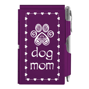 Dog Mom Flip Note
