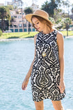 Timeless Damask Dress