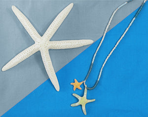 Stars in the Sea Necklace