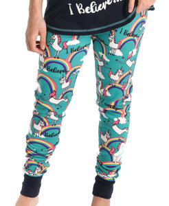 I Believe Unicorn Women's Legging