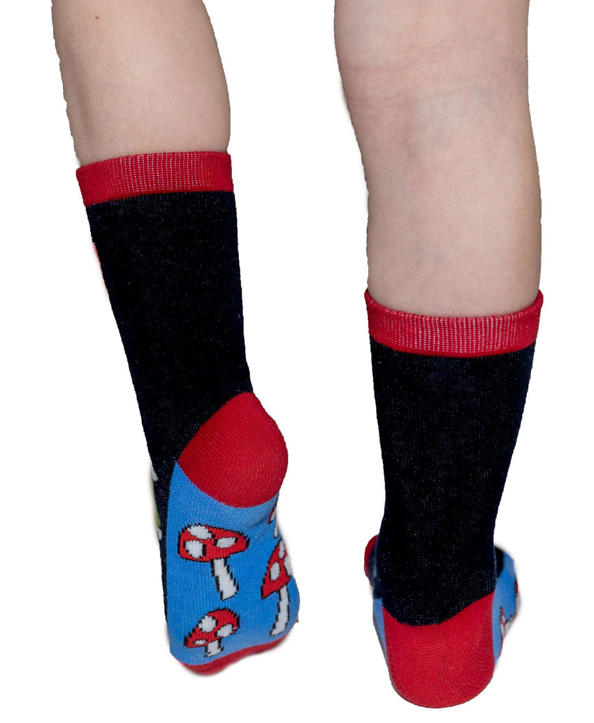 Gnome Kid Sock