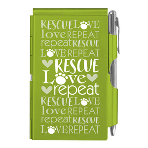 Rescue Love Repeat Flip Note
