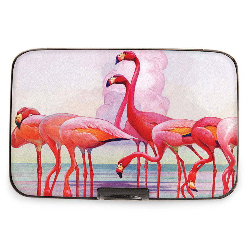 Flamingo Armored Wallets