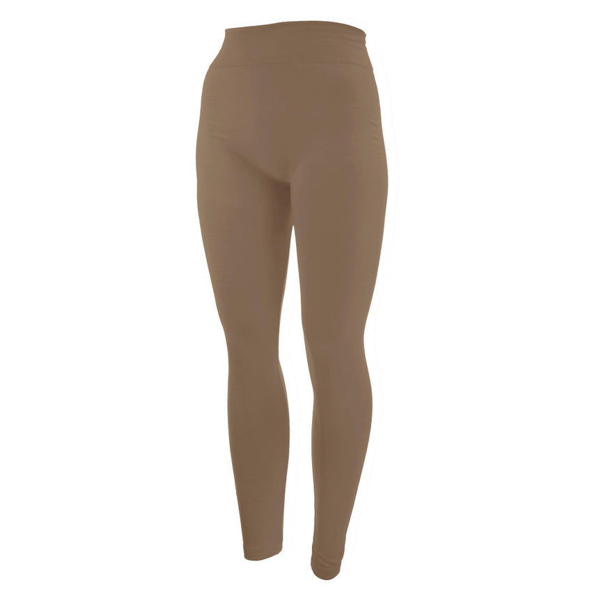 Plus Size Ankle Leggings - Wide Band