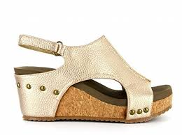 London Wedge- FINAL SALE