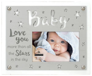 Love You Baby Photo Frame
