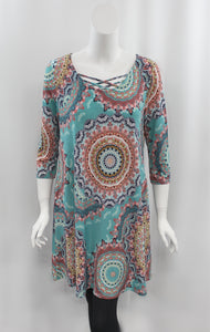 Mystical Mandala Tunic