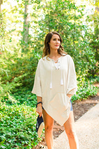 Pocket Poncho - Available in 3 Colors!