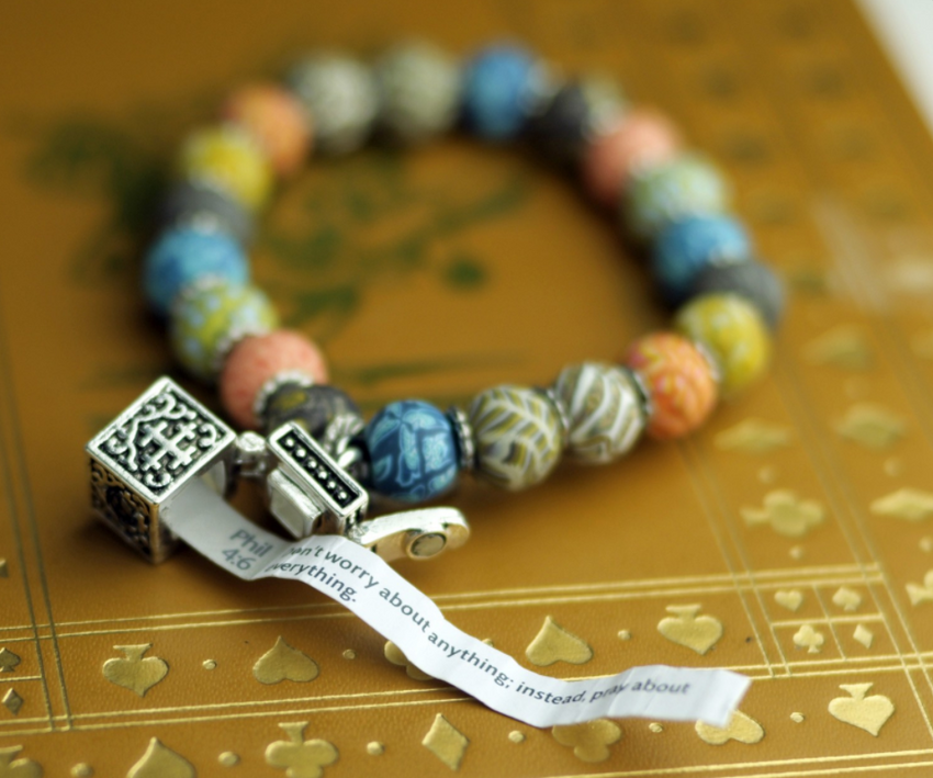 Prayer Bracelet - Available in 2 Styles!