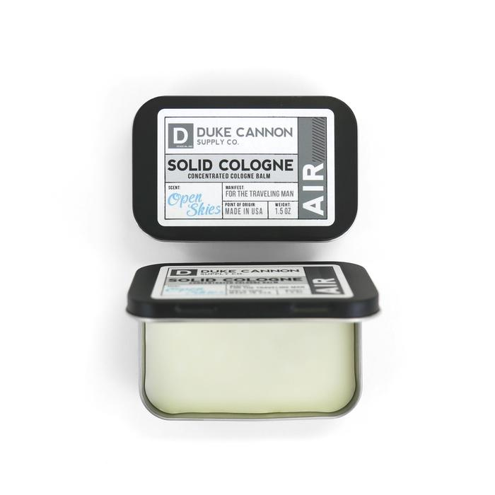 Duke Cannon's Solid Cologne - Air