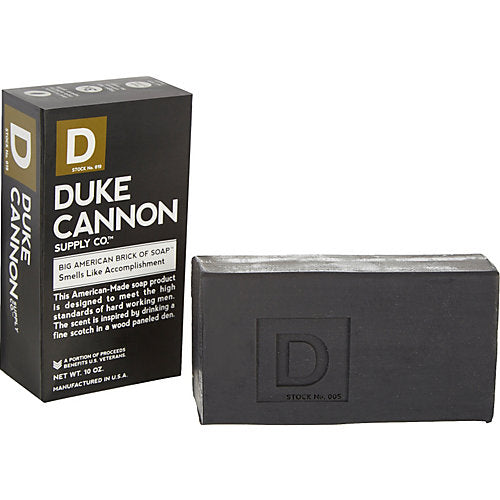 Duke Cannon's Big Ass Brick of Soap - 9 Manly Scents!