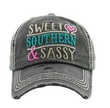 Sweet, Southern & Sassy - Available in 2 Colors!