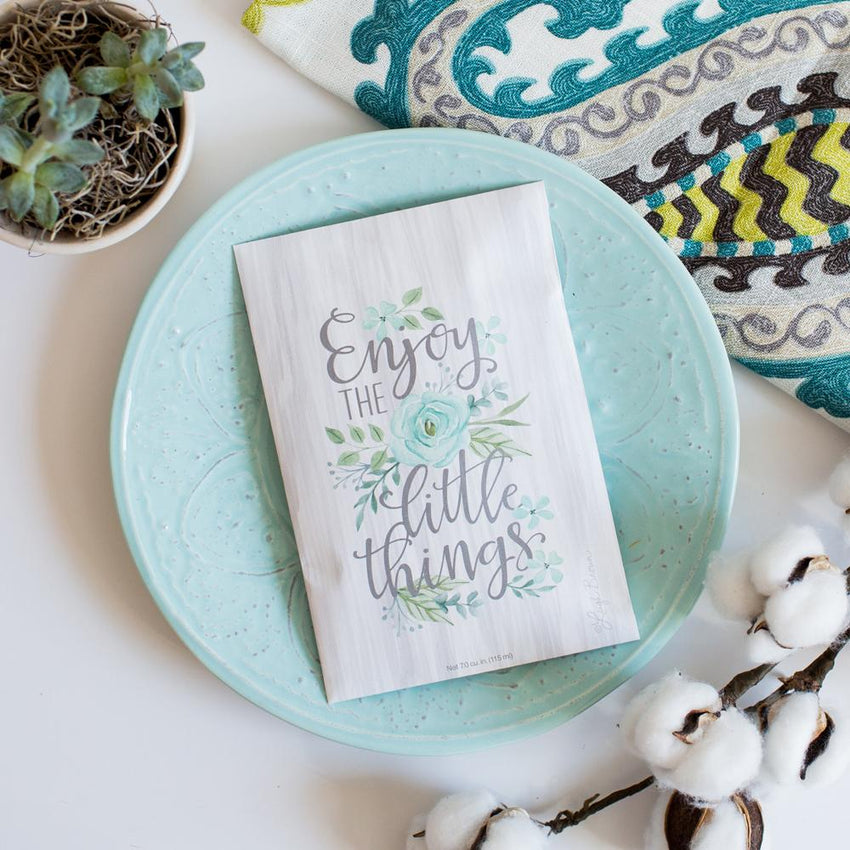 Scented Sachet - Enjoy the Little Things