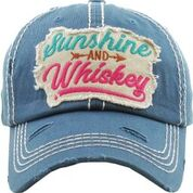 Sunshine & Whiskey - Available in 2 Colors!
