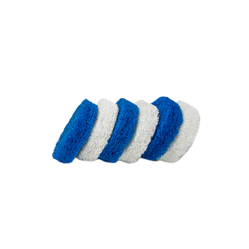 6-Pack Replacement Scrub Pads