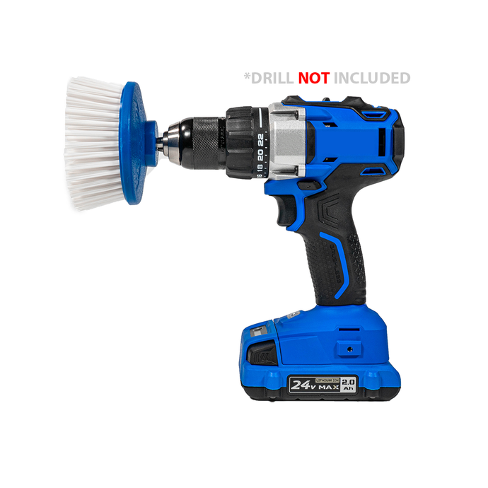 Drill Powered Scrub Brush