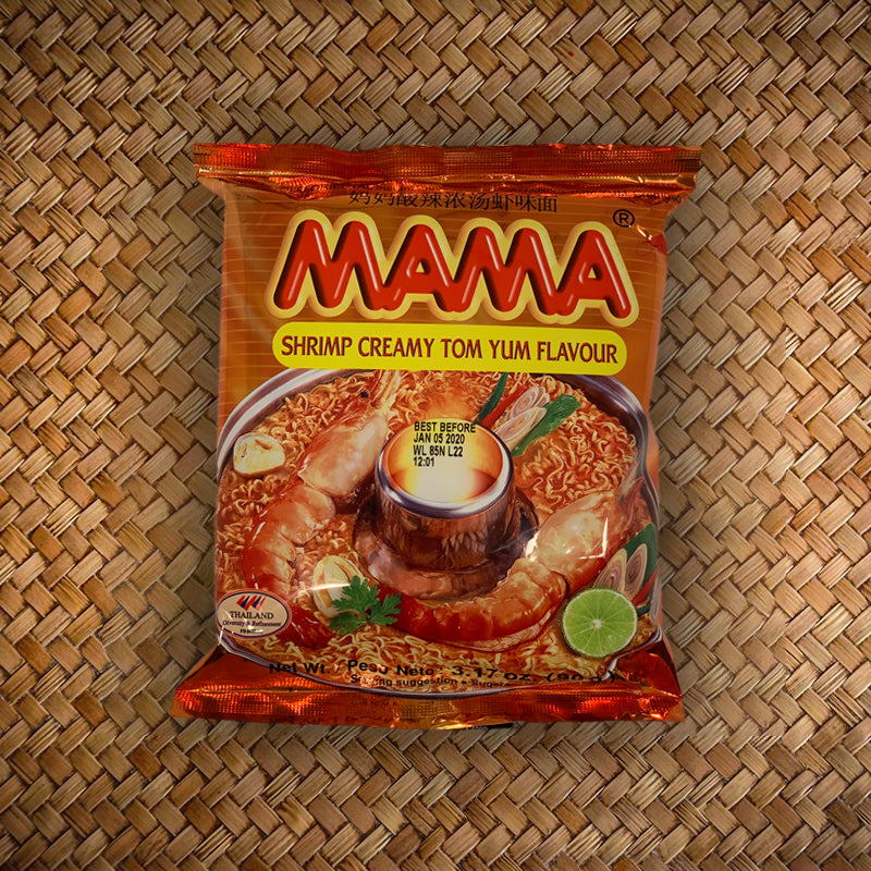 MAMA | Shrimp Creamy Tom Yum