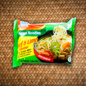 Indomie | Beef and Lime