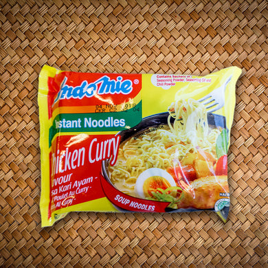 Indomie | Chicken Curry