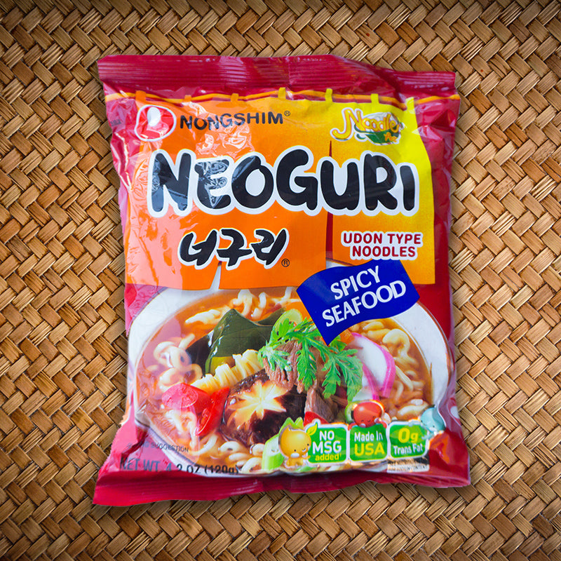 Nongshim | Neoguri Spicy Seafood