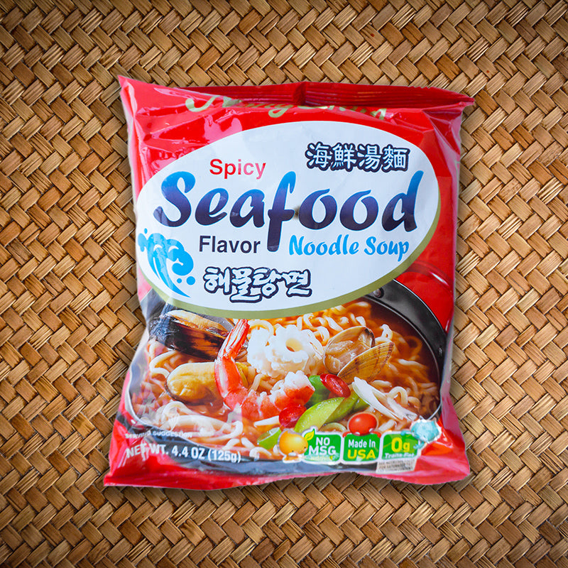 Nongshim | Spicy Seafood