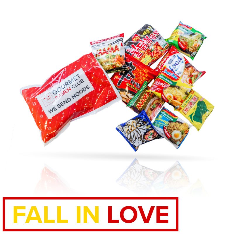 Fall In Love Variety Pack - Single Purchase