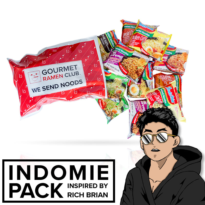 The Rich Brian Inspired Indomie Pack - Single Purchase