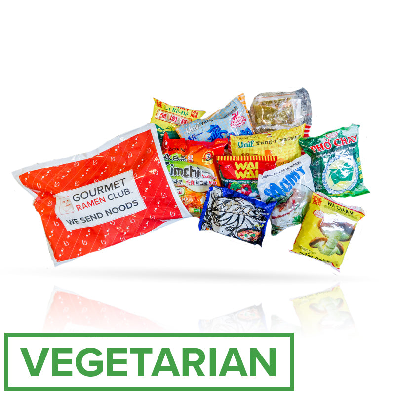 Vegetarian Pack - Single Purchase
