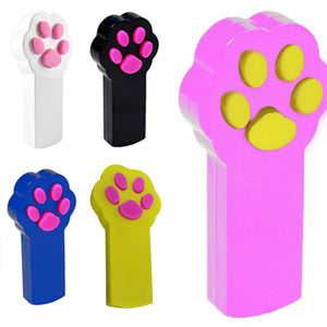 Interactive Red Laser Pointer for Playful Cats