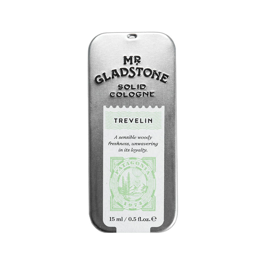 Trevelin Solid Cologne - Fine Fragrance Reminiscent of 1974 Patagonia