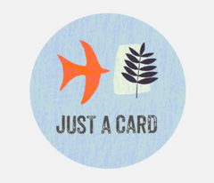 Just a Card logo