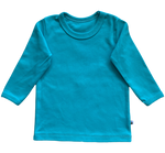 Long sleeve kids t shirts, various colours