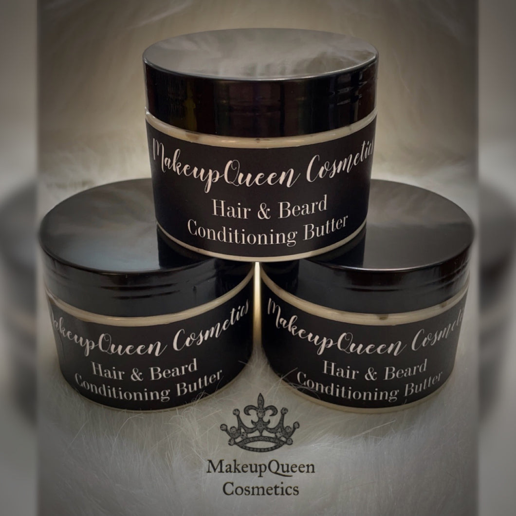 Hair & Beard Conditioning Butter (Formulated For Skin As Well)