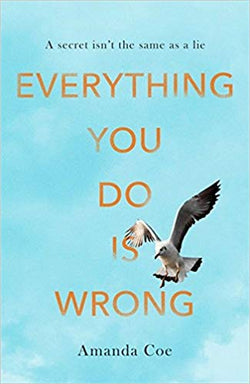 Everything You Do Is Wrong (Hardcover) by Amanda Coe