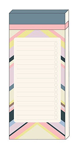 The Art File Magnetic List Pad - Mirage - Bee's Emporium
